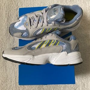NIB Authentic Adidas Yung 1 Sneaker